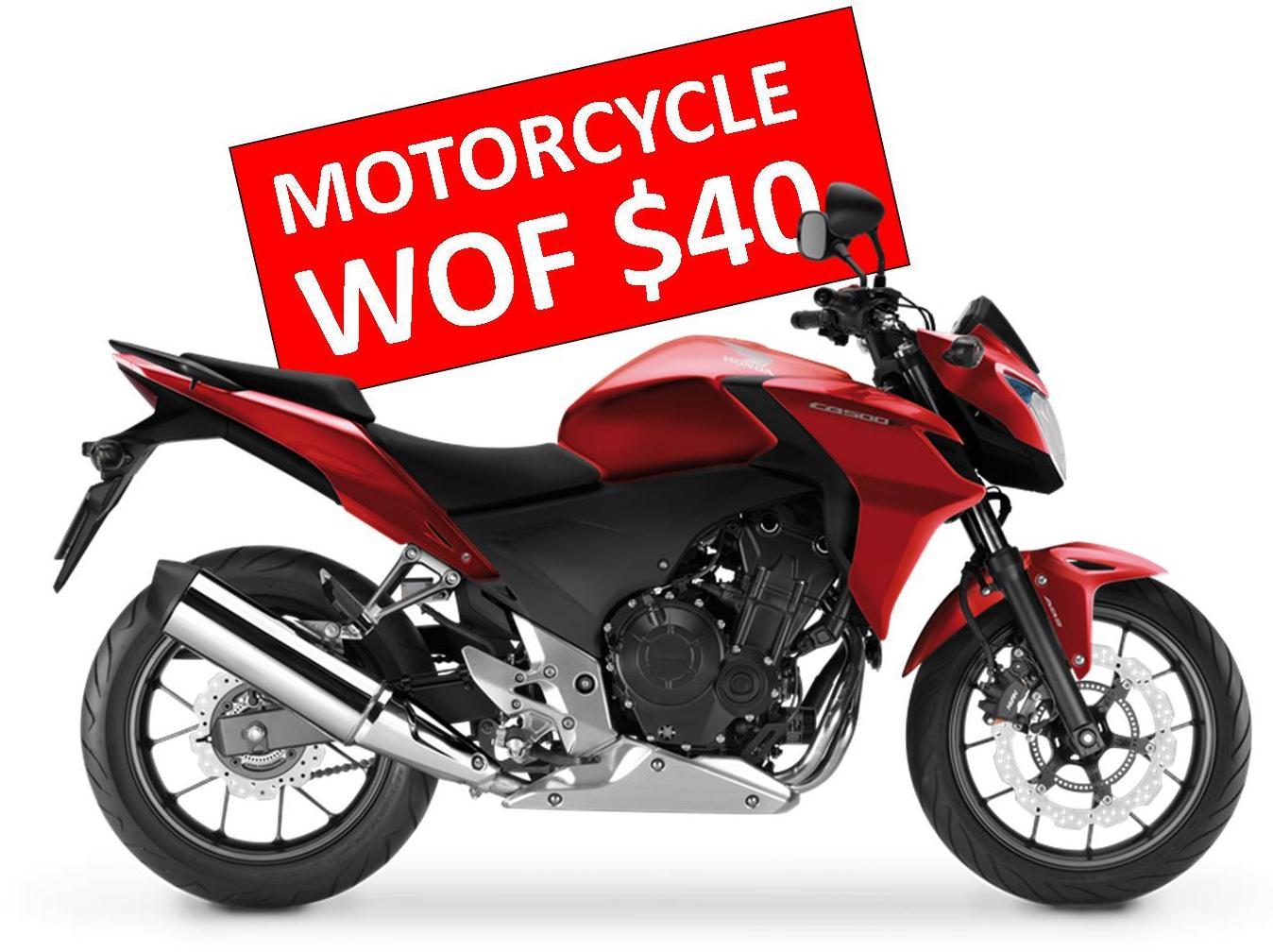 WOF's $40